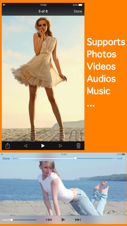 Hide Private Photos & Video-s
