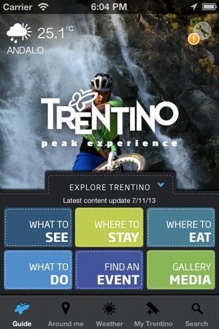 Visit Trentino Travel Guide - náhled