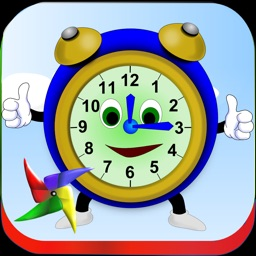 Telling Time Clock learn