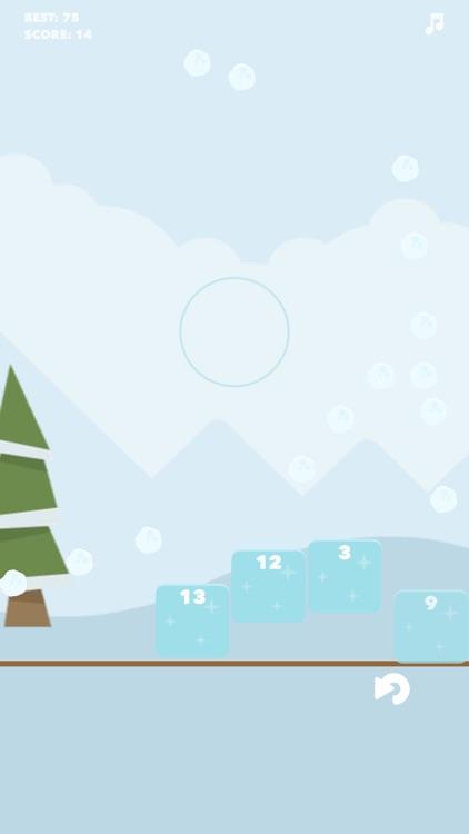 ICE Ball: Easy simple game screenshot-3