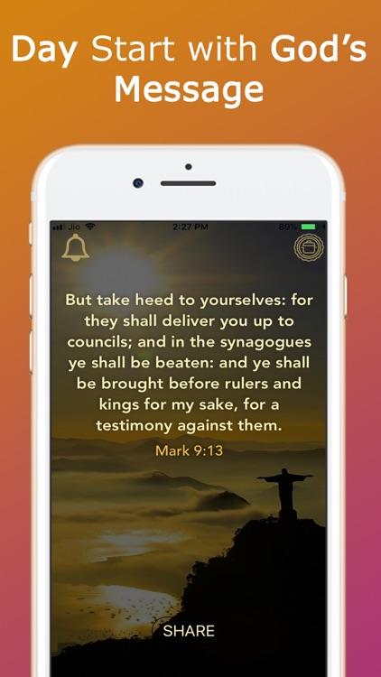 Daily Bible Verse Devotional !