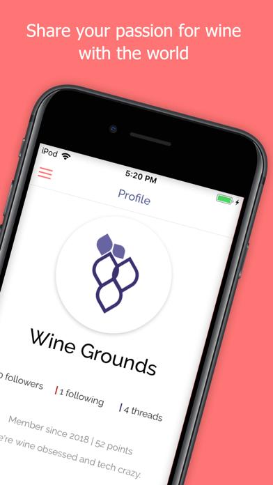 Wine Grounds screenshot three