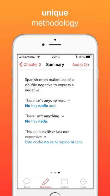 Mirai Spanish screenshot-3