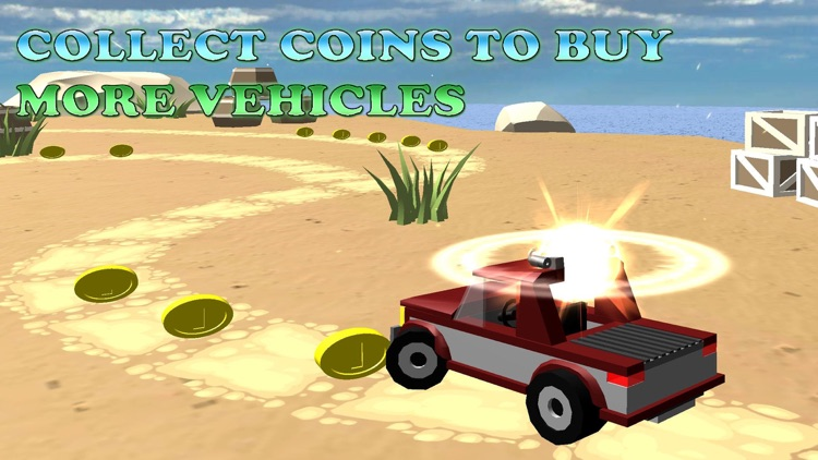 Monster Truck Toy Cars Game screenshot-7