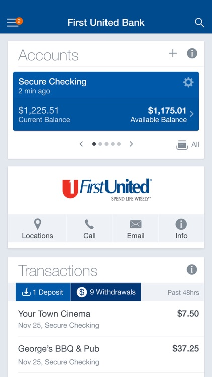 First United Mobile