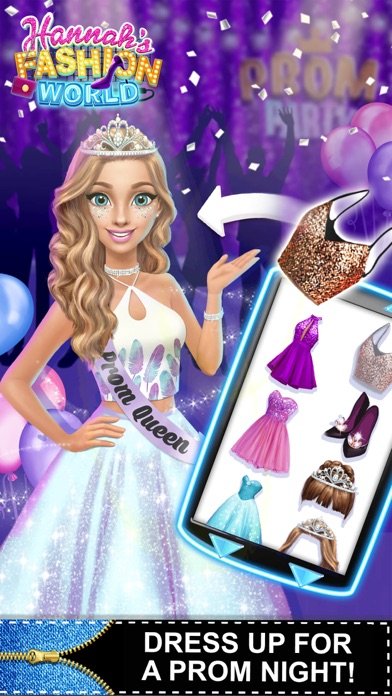 Hannah's Fashion World screenshot 6