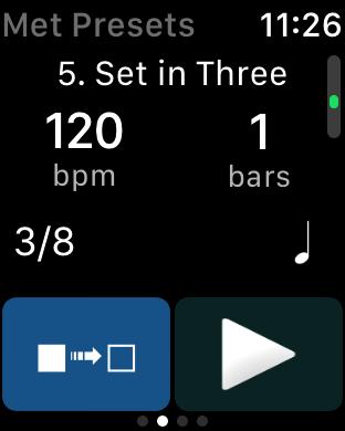 Screenshot #12 for TonalEnergy Tuner & Metronome