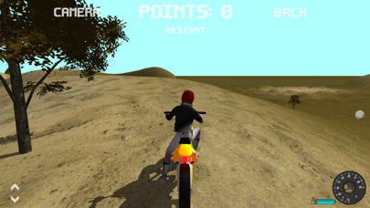 Motocross Motorbike Simulatorのおすすめ画像1