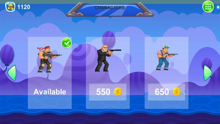 Super Hunters Run Shooting Pro screenshot-3