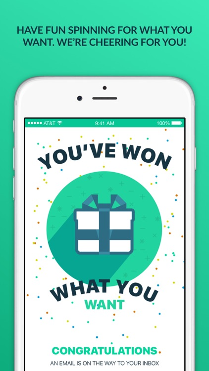 Win It! - Spin Daily to Win What You Want
