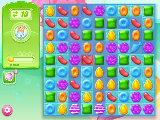 Игра Candy Crush Jelly Saga