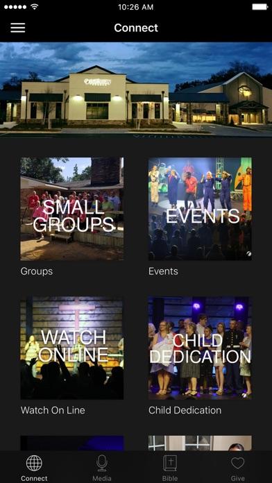 Pathway Church Mobile App screenshot 1