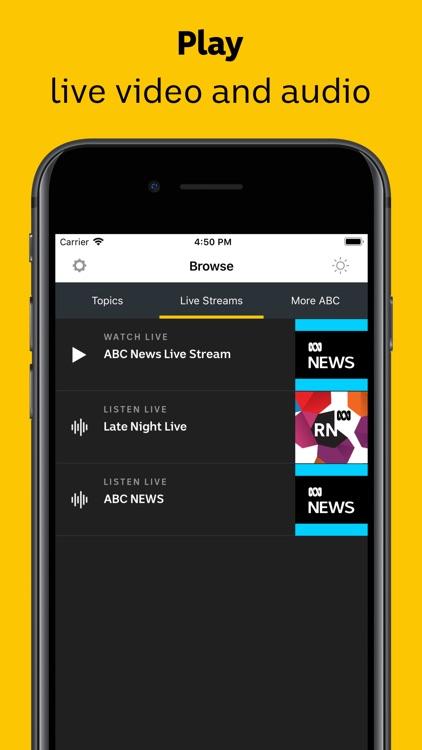 ABC screenshot-3