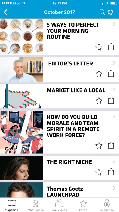 Inc Must Reads And Magazine review screenshots