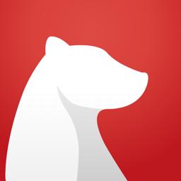 Ícone do app Bear