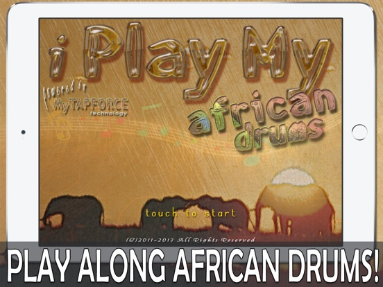 i Play My African Drums HD PRO   App Price Drops