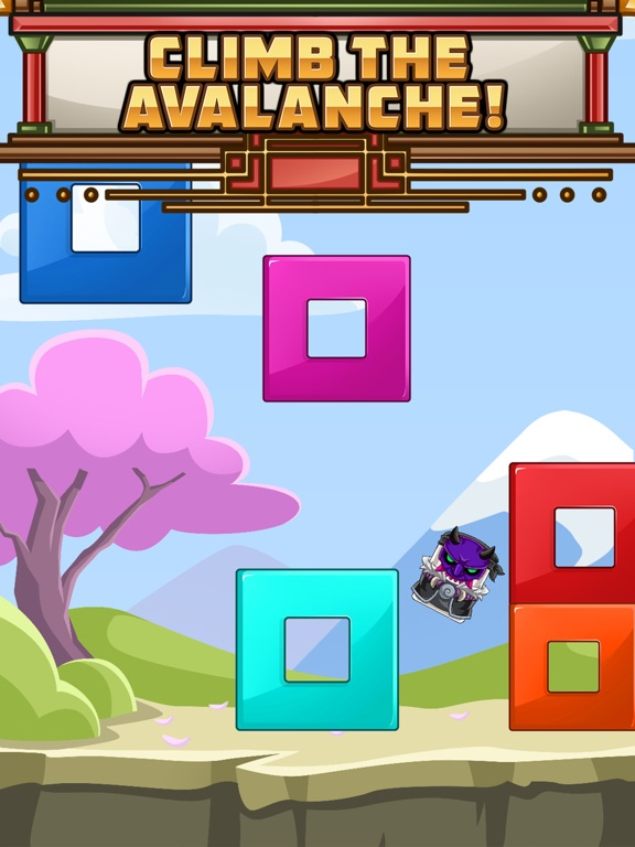 Landslide Ninja screenshot 7