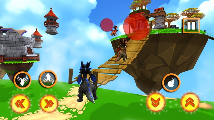 Magic Dragon Classic Racing screenshot-3