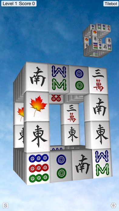 Moonlight Mahjong screenshot1