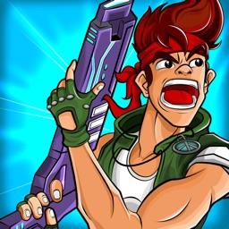 Alpha Guns :Metal Soldier