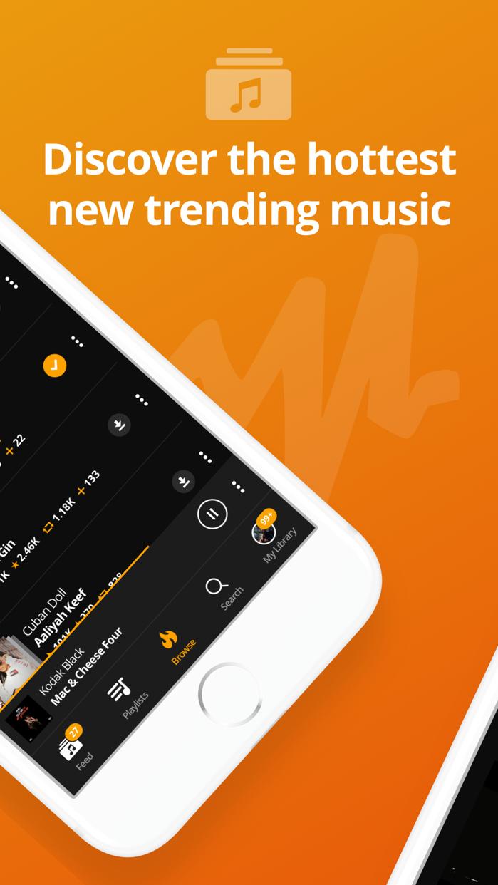 Audiomack | Download Music Screenshot