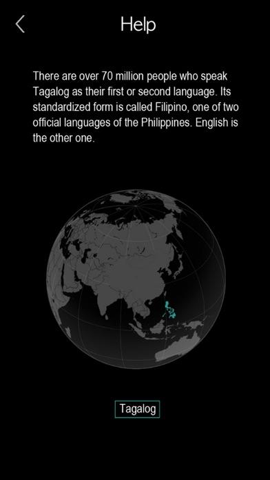 Learn Tagalog Language ! screenshot 8