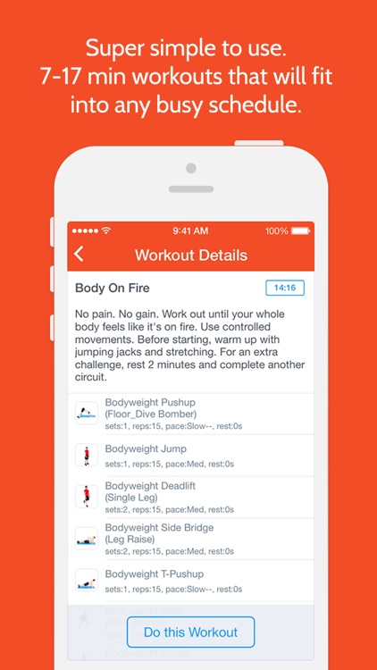 Instant Abs: Workout Trainer screenshot-4