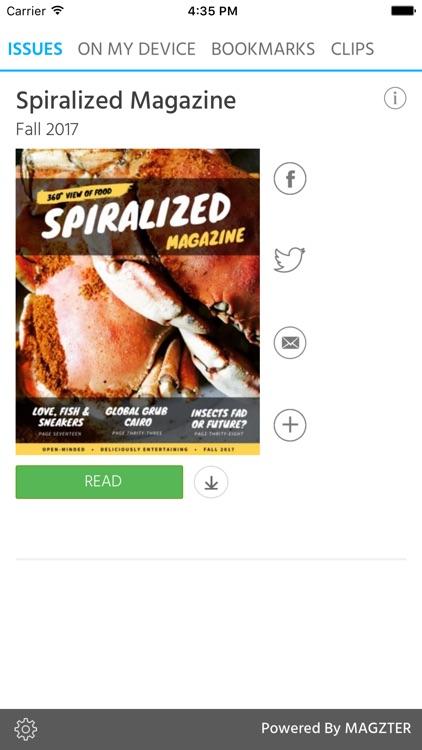 Spiralized (Magazine)