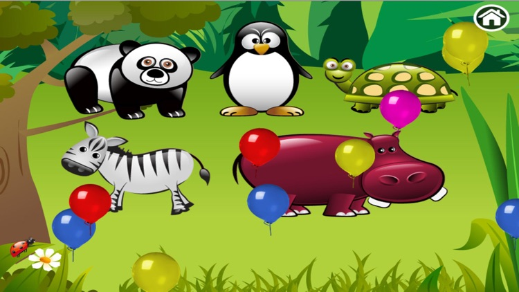 Animal Zoo Puzzle for Kids screenshot-4