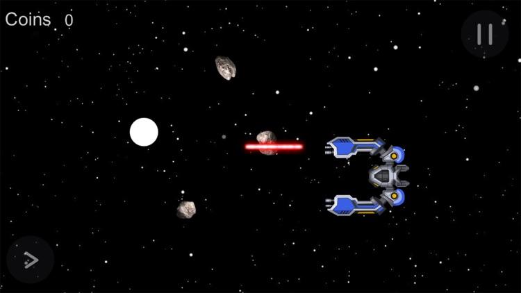 Weird Space Fight