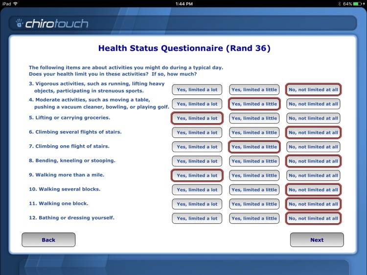 CT Outcomes Mobile 7.2 screenshot-3