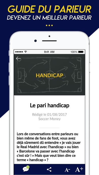 download Soccer Money - Pronostic apps 3