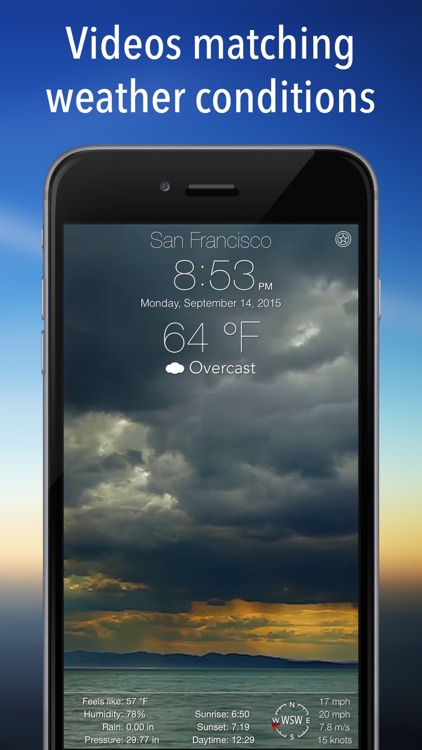 Living Weather HD + screenshot-4