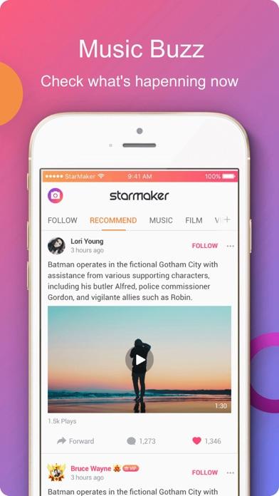 Starmaker Lite review screenshots