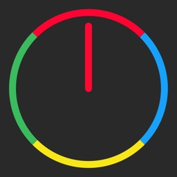 Crazy Wheel- Ticking colors