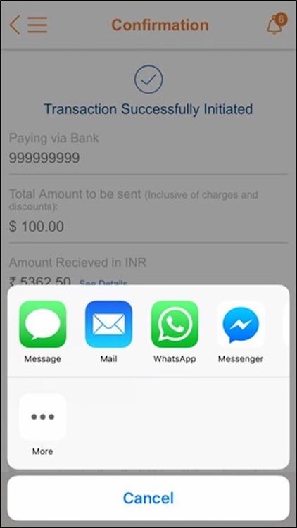 ICICI Bank-Money2India screenshot-3