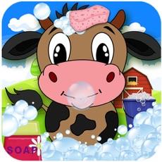 Activities of Newborn Cow Care