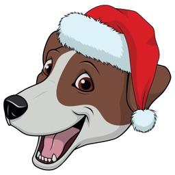 Holiday DogMojis!