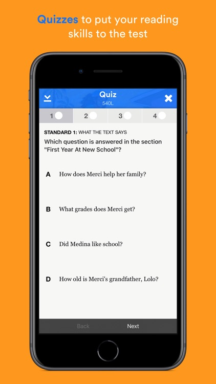 Newsela Student screenshot-2