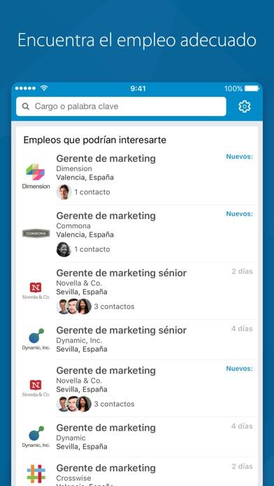 download LinkedIn Job Search apps 2