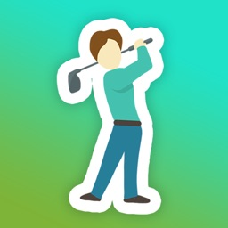 Fore! Golf Emoji