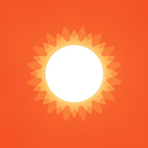 Sunset Meditacion application logo