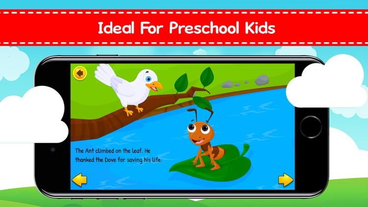 Aesop Fables: Children Stories screenshot-4