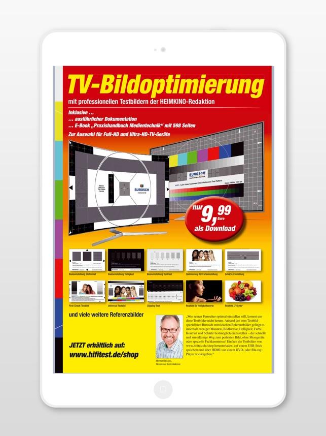 Heimkino Zeitschrift Im App Store