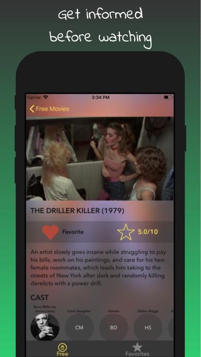 123 movie box : stream online Screenshots