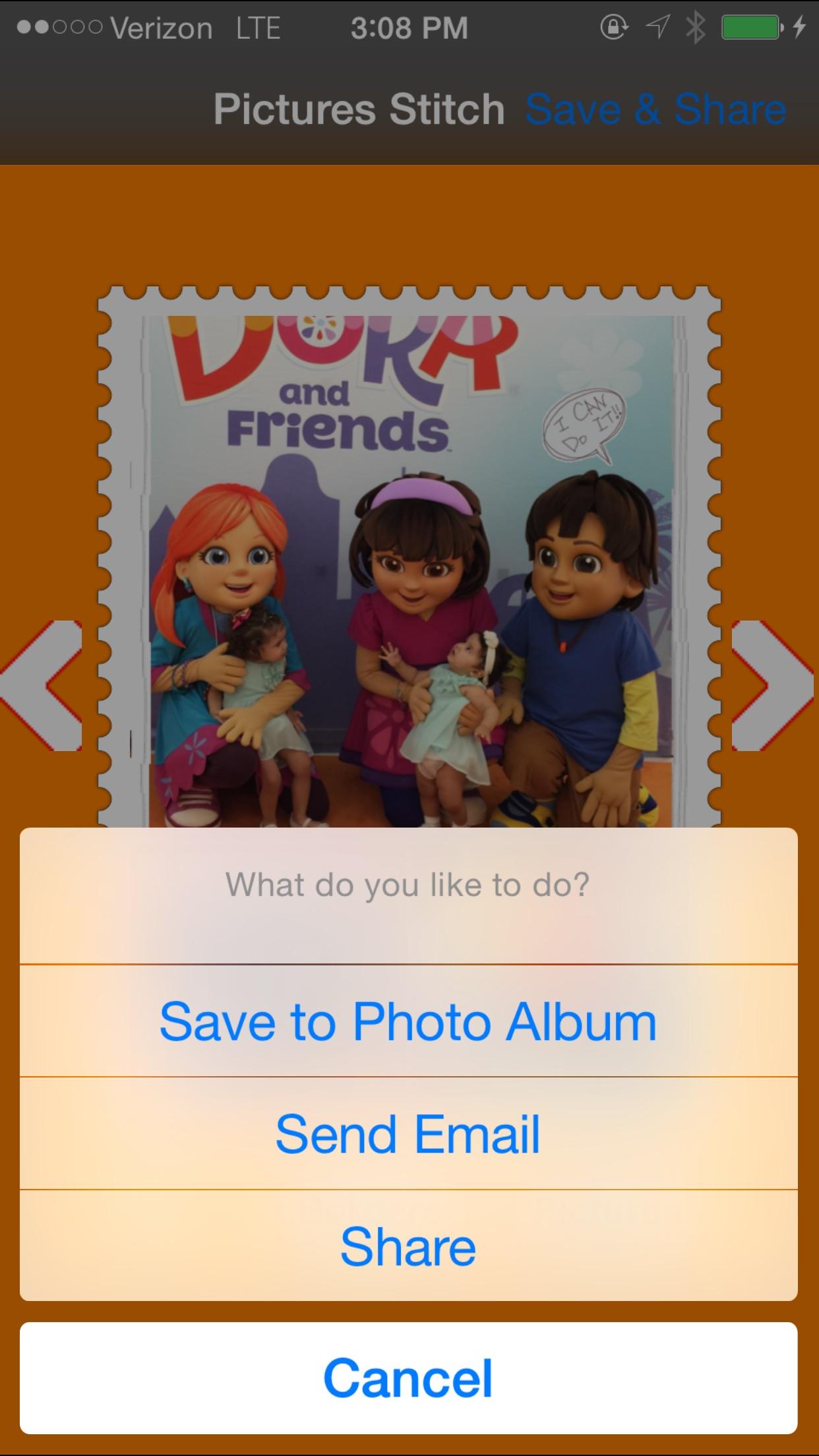 Pictures Combine Screenshot