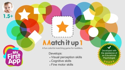 Match It Up 1 - Full Version screenshot 1