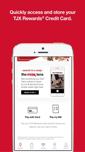 39f6c5f99e T.J.Maxx on the App Store