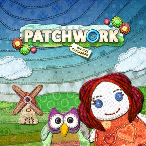Patchwork The Game