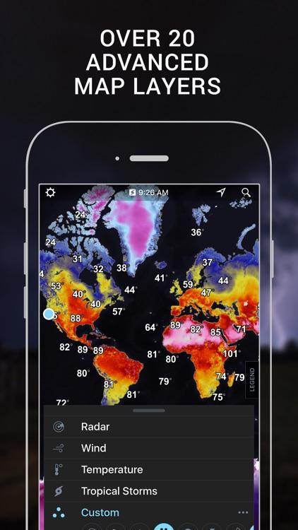 Storm Radar with NOAA Weather screenshot-4